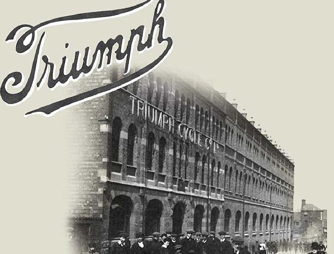 1927: 考文垂工厂
