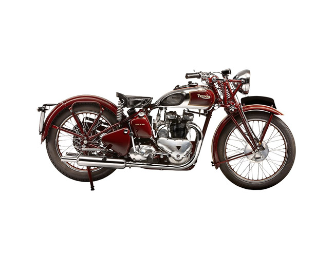 1937: SPEED TWIN 面世