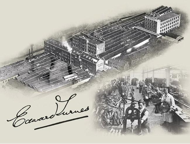 1942: 梅里登的新工厂