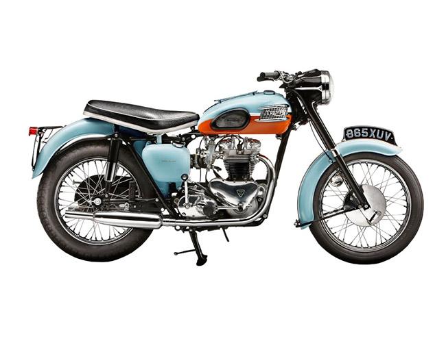 1959: T120 BONNEVILLE 650